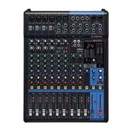 Dijual mixer Yamaha MG12XU
