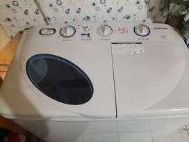 Samsung  6.2 kg new washing mashine