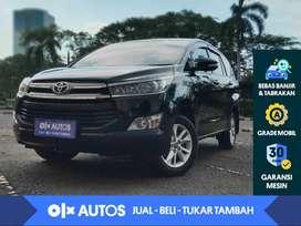 [OLX Autos] Toyota Kijang Innova 2.0 V A/T 2016 Hitam
