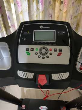 Powermax Fitness TDM-100S (2Hp) Motorized Treadmill