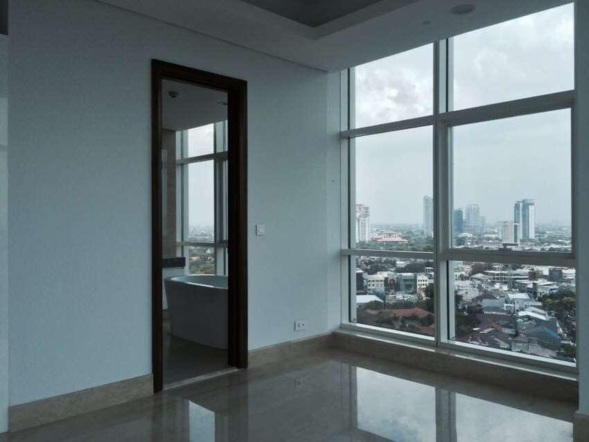 Apartemen La Maison Barito 3 Bedroom Lantai Tinggi Furnished Lengkap 0