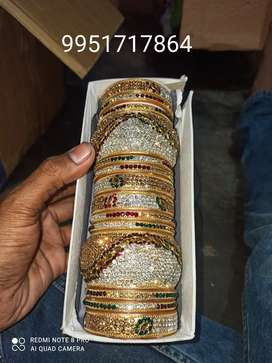 Hyderabadi bangles  available