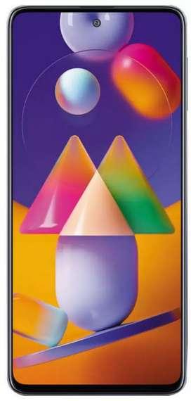 Samsung m31s.  6/128  color -blue