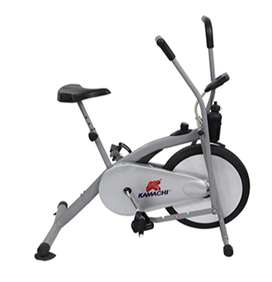 KAMACHI Air Bike-313 Exercise Cycle with Dual Action Handles