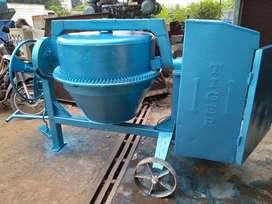 Mesin Molen / Pengaduk Semen / Mixer Beton - Yanmar TS 50