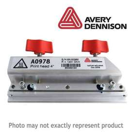 Avery Dennison, Zebra ZT 410 and Zebra ZM 400 Barcode Printer head