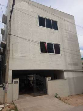 Two floors independent house for sale with four flats