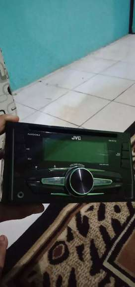 Head unit honda brio