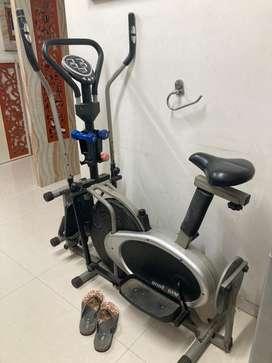 BodyGym Elliptical Cross Trainer