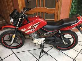 Ybr 125g in new condition 3000 running