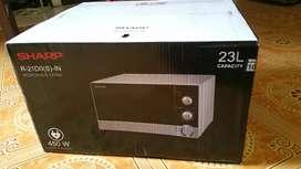 Jual Microwave Baru, Belum Dipakai, Menang Undian