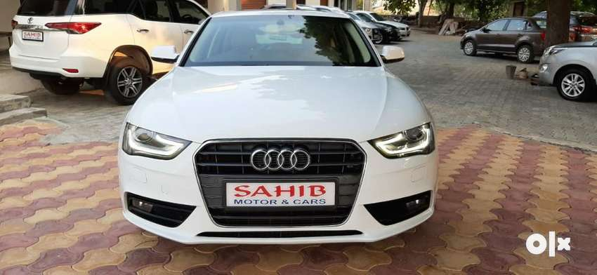 Audi A4 Others, 2013, Diesel
