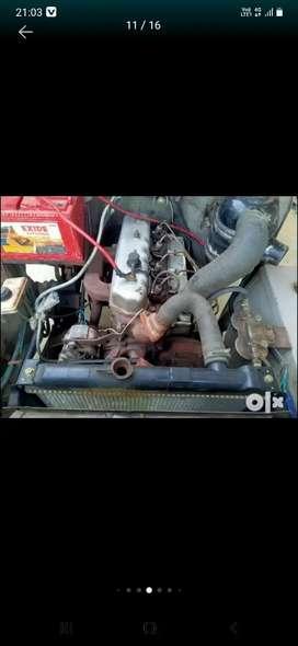 Mahindra Jeep 1979 engine for sale  pigeo