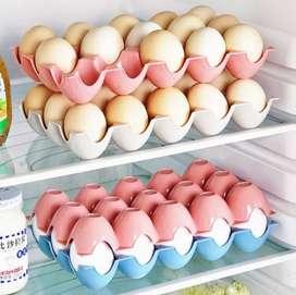 Tempat telur 15 butir