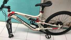 Sepeda MTB merek THRILL RICOCHET 4.0 27.5