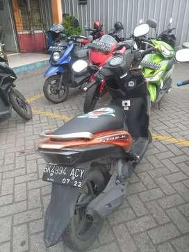 Yamaha soul gt 2012