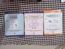 Physics chemistry math books