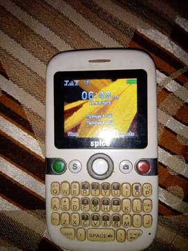 Spice qt53 feature phone at 500 rs