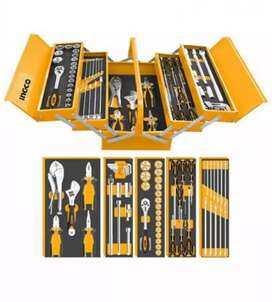 Ingco Original Brand New 59 Pcs Tool Chest Set