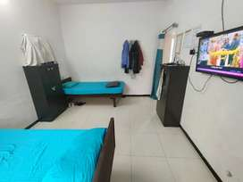 1 Room Kitchen furnish Avilable For Rent At New VIP main Road Touch