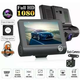 4 in 1 Car camera. Front, Rear, Inside and Parking monitoring camera.