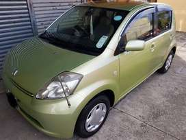 TOYOTA PASSO  2010 ON INSTALLMENTS PLAN