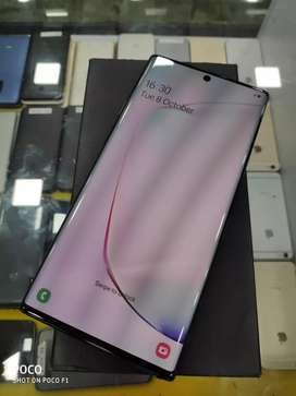 1 Month old Samsung Galaxy Note 10 plus at 59900