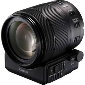 Canon  PZ-E1 Zoom Adapter & EF-S 18-135mm USM Lens