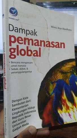 Buku Dampak Pemanasan Global