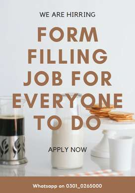Here is a feasible form filling job of provided by BSES company apply
