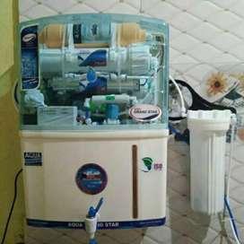 RO WATER PURIFIER SYSTEM AQUA GRAND.