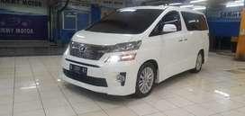 Toyota Vellfire 2.4 AT ZG Premium Sound Heater Seat Tahun 2013