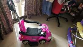 Unused Baby Push Car