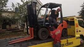 Toyota Forklift 2,5 ton series 8