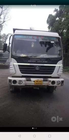 12 wheel Ashok Leyland hywa