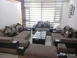 Sofa and dining