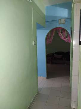 Ground floor flat near metro Mall bhodhle Nagar bas Stop 300mitar away