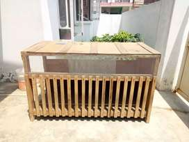 Dog House Made from dayar wood and water proof ply