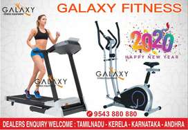 SALE Fitness Equipment's  Elliptical by Galaxy Fitness