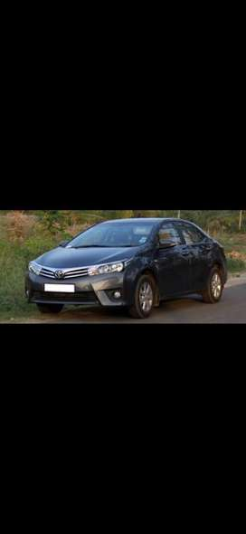 Toyota Corolla Altis 2014 Diesel Well Maintained