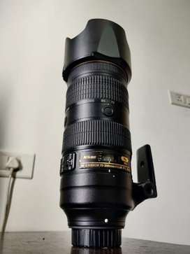 Nikkor AF-S 70 - 200mm 2.8