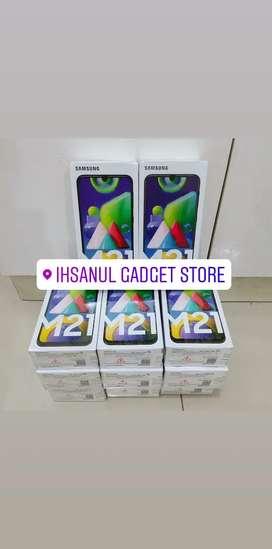 Samsung Galaxy M21 (BARU)