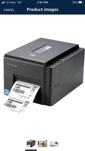 TVS Electronics LP 46 Plus Label Printer