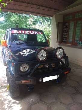 Maruti Suzuki Gypsy 2000 Petrol Good Condition