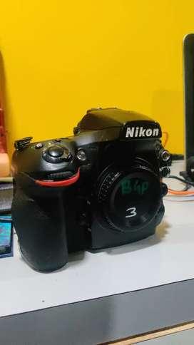 Nikon d610 2 years old