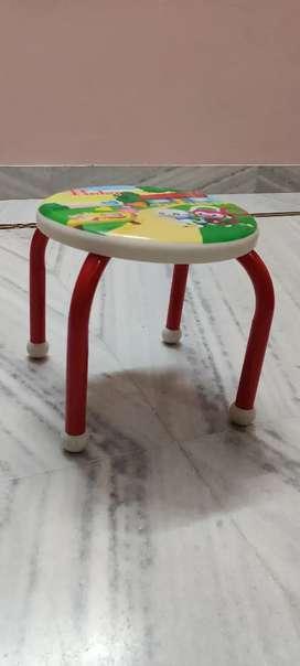 Plastic kids stool @150/- only