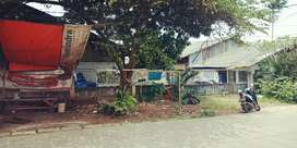 Gudang Pabrik pinggir jln raya Kalisuren Parung  Bogor tanah 2100m