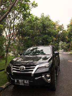 Toyota Fortuner VRZ Diesel 2017