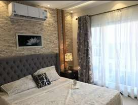 1 Bed Fully Luxury Furnished flat is available for rent
