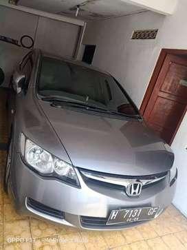 Bismillah Civic Batman FD1 AT 2008 Nopol H mulus Siap Pake